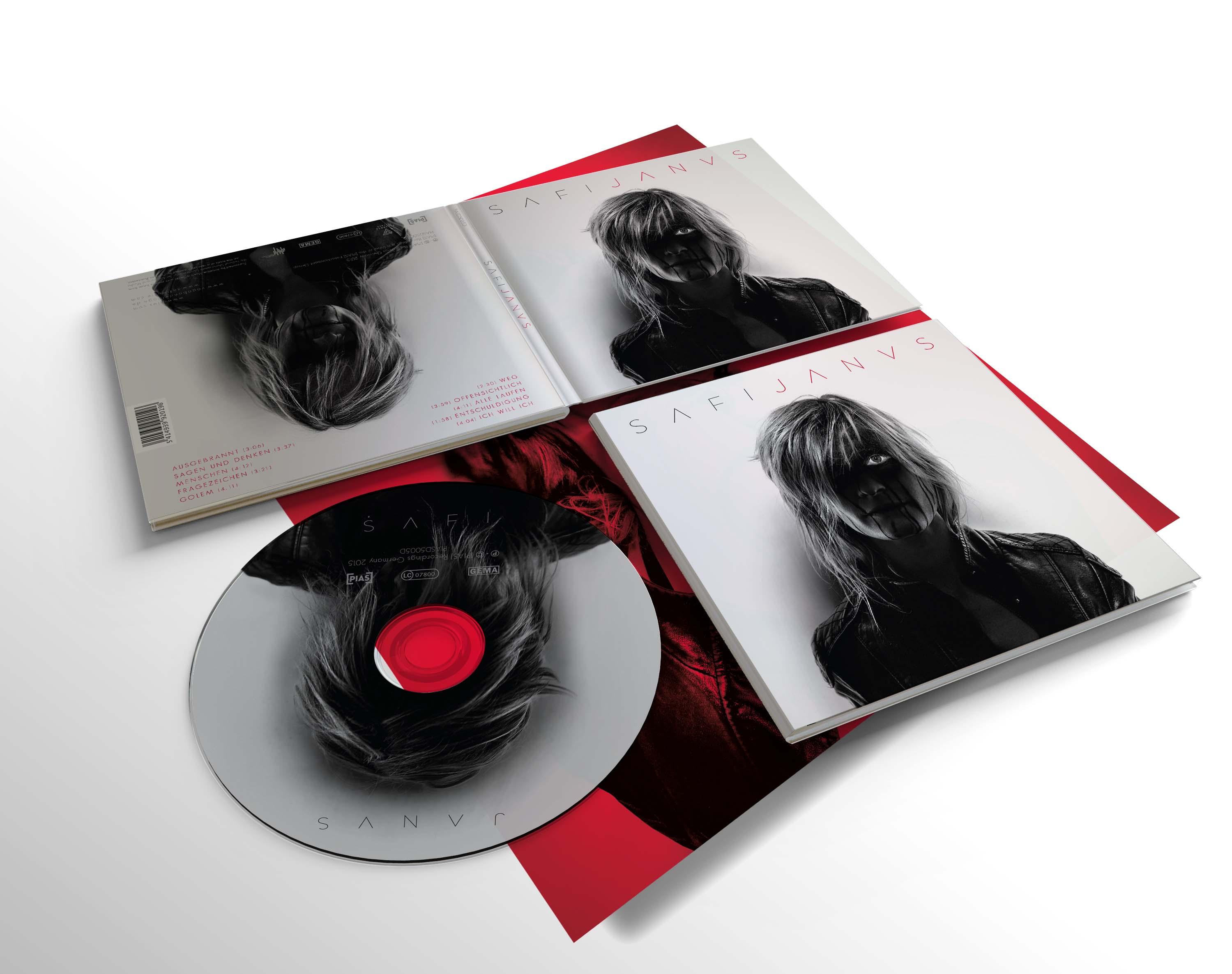 SAFI Janus CD